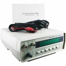Precision Radio Frequency Counter Professional Tester Meter Tool (0.01Hz - 2.4G)