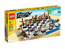 Lego 40158 Pirates Chess Set Pirates vs Bluecoats 20 minifigures NEW sealed