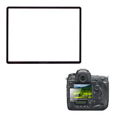 LARMOR GGS Self-Adhesive Optical Glass LCD Screen Protector for Nikon D7000
