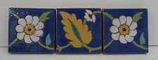 Solon & Schemmel S&S California 3-Tile Set Floral