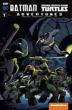 Batman TMNT Adventures #1 1:10 Hilary Barta Variant DC IDW 1st print NM