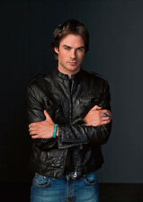 Ian Somerhalder The Vampire Diaries Blk POSTER