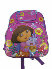 "A03556 Dora the Explorer Small Backpack 12"" x 10"""