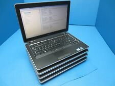 Lot of 4 Dell Latitude E6330 Laptop/Notebooks-Core i5@4GB RAM-500GB HDD*NICE!!