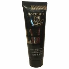 Davidoff The Brilliant Game Hair & Body Shampoo for Men 75ml
