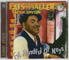 Fats Waller and His Rhythm CD A Handful of Keys