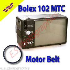 BOLEX 102 MTC Instaprojection 8mm Cine Projector Belt (Main Motor Belt)