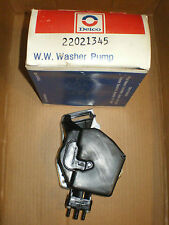 NOS 1973-93 CADILLAC CHEVROLET CAMARO PONTIAC WINDSHIELD WASHER PUMP 22021345