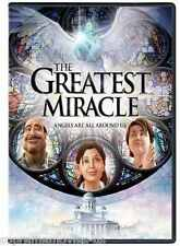 NEW -  The Greatest Miracle / El Gran Milagro DVD (2012) BRAND NEW