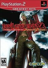 Devil May Cry 3: Dante Awakening (Sony PlayStation 2, 2005) Rated M for Mature