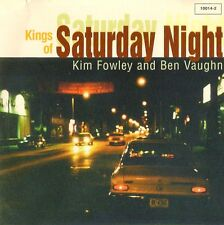Ben Vaughn & Kim Fowley - Kings of Saturday Night - 1995 Sector 2 NEW