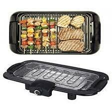 Skyline VTL-4545 Electric Barbeque Grill and Barbecue Grill Toaster