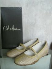 COLE HAAN AIR TALI SPORT MARY JANE FLATS- MAPLE, SIZE 8.5