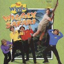 Wiggly Safari by The Wiggles (CD, Jun-2003, Koch) Mfg. Sealed
