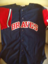 FELPA BASEBALL U.S.A.  ATLANTA BRAVES MAJOR LEAGUE BASEBALL M.L.B.