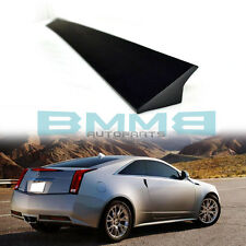 Painted VRS STYLE FOR Cadillac CTS 2DR Coupe Roof Window Spoiler 2011-2014