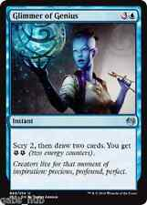 GLIMMER OF GENIUS Kaladesh Magic MTG cards (GH)