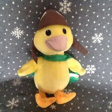 "FISHERPRICE LARGE WONDER PETS DUCK SOFT PLUSH TOY 18"" TALL EXCELLENT CONDITION"