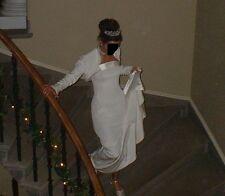 Sassi Holford Wedding Dress & Bolero-Style Jacket size 8-10