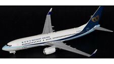 JC WINGS JC2862 1/200 MANDARIN BOEING 737-800 NC B-18659 WITH STAND