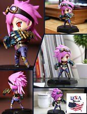 NEW League of Legends LOL Action Figure Toy Collect Game - Vi Garage Kit