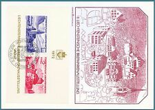 "LIECHTENSTEIN - BF - 1972 - Esposizione Filatelica ""LIBA"" su cartolina - (RM)"