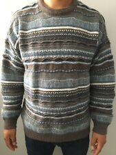 Yves Saint Laurent Knitted Sweater Size 6 Men Made In France Pour Homme Vintage