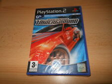 Ps2 Need for Speed Underground Nuevo Sellado