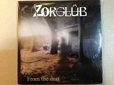 ZORGLUB - FROM THE DUST 2005 1PR EP SEALED MYSTICUM DIABOLICUM BLACKLODGE THORNS