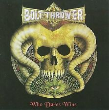 WHO DARES WINS [BOLT THROWER] NEW CD
