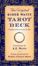 The Original Rider Waite Tarot Deck   NEW