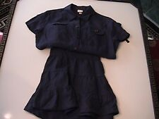 MERONA 2 piece OUTFIT Ladies size medium Top & Skirt Clothes Western theme