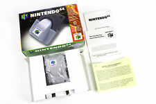 Official Rumble Pak / Jolt Pak for the Nintendo 64, N64, Boxed, MINT