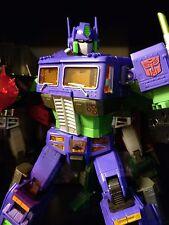 Transformers Masterpiece Optimus Prime Convoy EVA-01 Evangelion MP-10EVA K.O Ver
