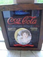 Coca Cola Delicious Relieves Fatigue The Most Refreshing Drink IDEAL BRAIN TONIC