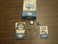 NOS OEM Ford 1963 1964 Galaxie Carburetor Rebuild Kit 1V Autolite 1100