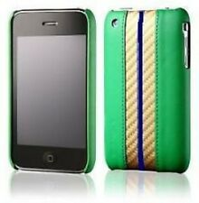 Brasile cover in pelle bandiera Brasil Flag Leather Case per iPhone 3G 3GS