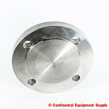 "3"" Enlin Blind Flange Stainless Steel F304L/304 150 B16.5 A/SA182"