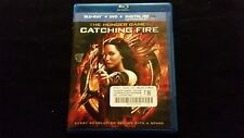 The Hunger Games Catching Fire Blu ray+DVD+Digital