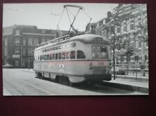 PHOTO  DEN HAAG PCC AMERICAN TYPE TRAMCAR 1006 ON ROUTE 12 (1) - 5/7/79