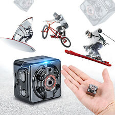 HD 1080P Mini DV Sports Action Camera Recorder IR Night Vision Car DVR Dainty