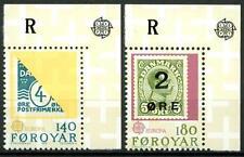 FAROE ISLANDS - 1979 - Europa. Storia postale -