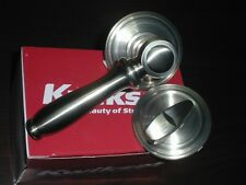 KWIKSET ASHFIELD INTERIOR PACK LEVER SATIN NICKEL NEW 966 ADL 15