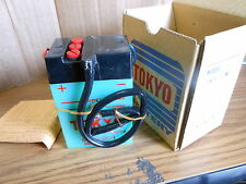 NOS Vintage Tokyo Motorcycle Battery 6N2A-2C-1 Made Japan 31500-045-671 Z50A