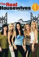 Real Housewives of OC Orange County ~ Complete First Season 1 One ~ NEW DVD SET