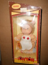 BAMBOLA Tonton Mamy Family Maple Big Sylvanian FIBA Doll new