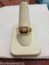 MENS/LADIES DIAMOND SOLITAIRE PINKIE RING NO RESERVE