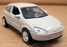 Testors - Ford Focus ZX3 Diecast Model Kit - NEW / NO BOX - O Scale / 1:43
