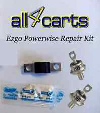 Quality Ezgo Powerwise Charger Repair Kit - Includes Diodes Fuse Click no Charge