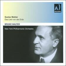 Mahler: Das Lied von der Erde; Bruno Walter; Forrester, Lewis; New York, 1960, N